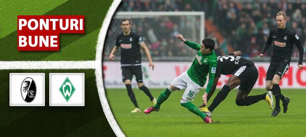 Freiburg vs Bremen – Europa League – Analiza si pronostic
