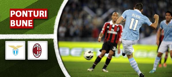 Lazio vs Milan – Serie A – Analiza si pronostic