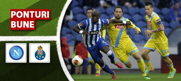 Napoli vs Porto – Europa League – Analiza si pronostic