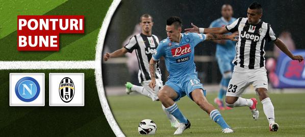 Napoli vs Juventus – Serie A – Analiza si pronostic