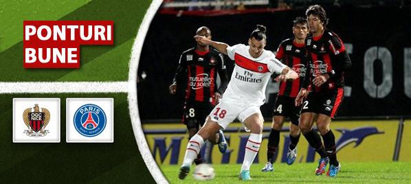 Nice vs PSG – Ligue 1 – Analiza si pronostic