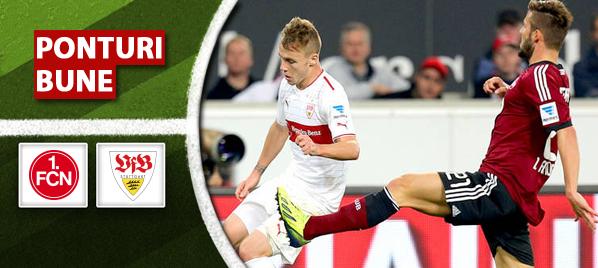 Nurnberg vs Stuttgart – Bundesliga – Analiza si pronostic