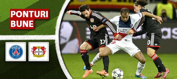 PSG vs Leverkusen – Liga Campionilor – Analiza si pronostic
