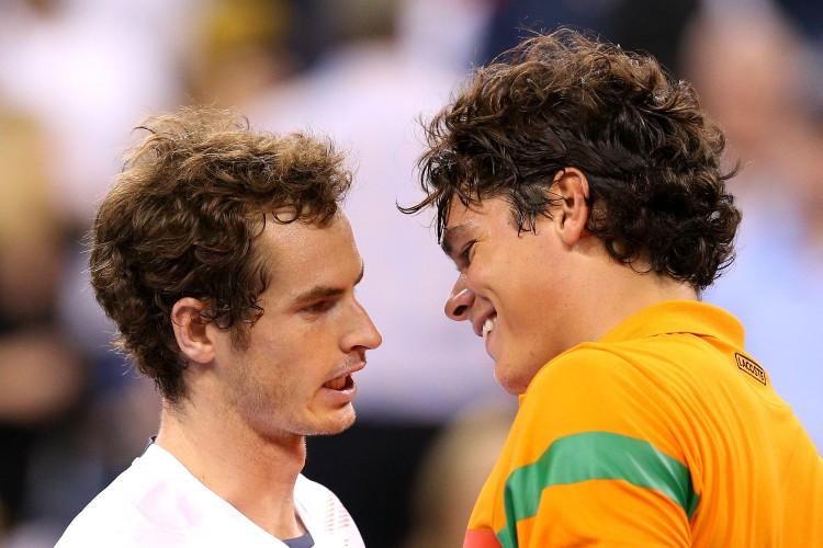 Dubla zilei din tenis oferita de Dragonu'