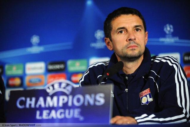 Lyon îl vrea în continuare pe Remi Garde