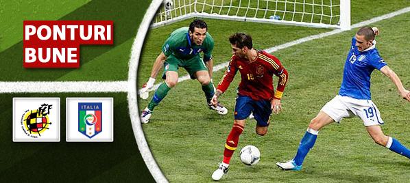 Spania vs Italia – Amical – Analiza si pronostic