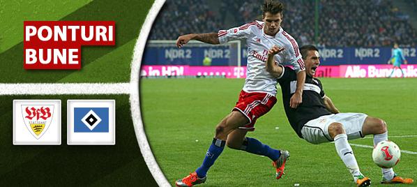 Stuttgart vs Hamburger – Bundesliga – Analiza si pronostic