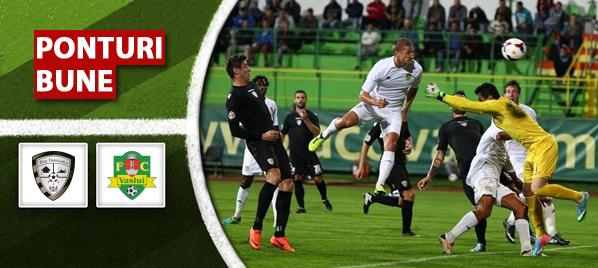 Timisoara vs Vaslui – Liga 1 – Analiza si pronostic