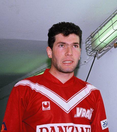 Zidane, cel mai bun fotbalist în Ligue 1