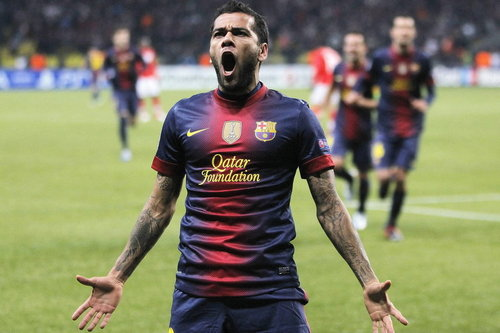 Dani Alves, intre City si United
