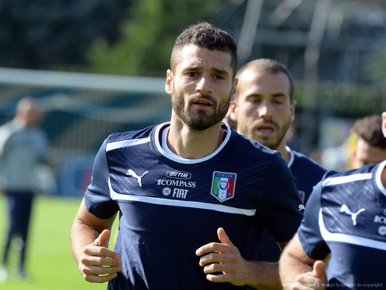 Candreva, interesat de o mutare in Anglia