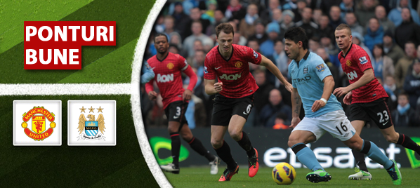 Manchester United vs Manchester City – Premier League – Analiza si pronostic
