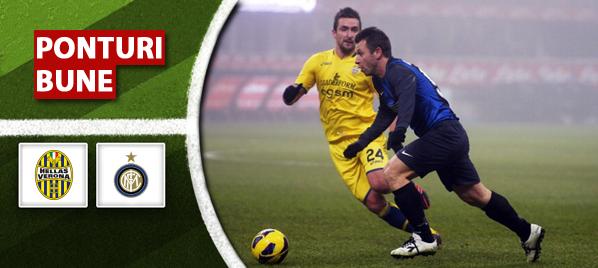 Verona vs Inter – Serie A – Analiza si pronostic