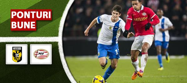 Vitesse vs PSV – Eredivisie – Analiza si pronostic