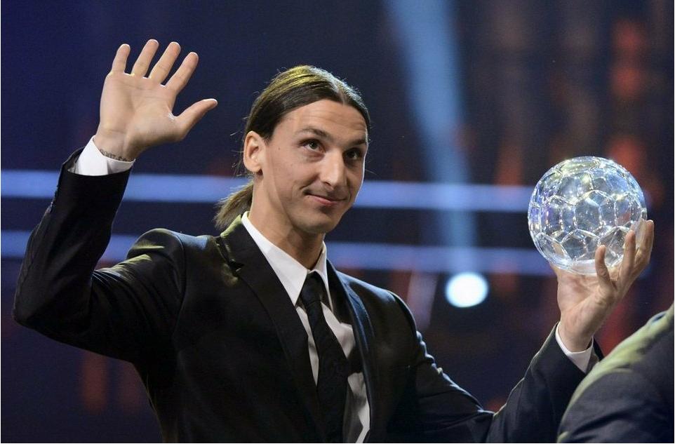 """Ibrahimovic: """"Nu voi juca niciodată în Anglia!"""""""