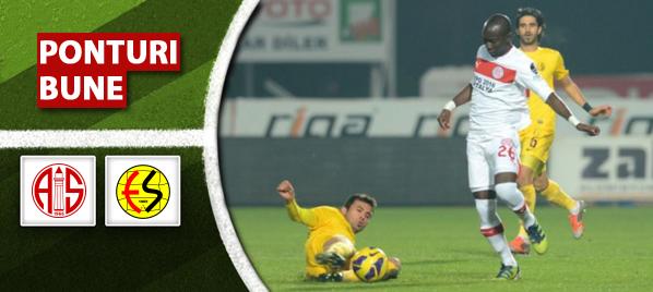 Antalyaspor vs Eskisehirspor