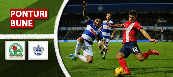 Blackburn vs QPR – Championship – Analiza si pronostic