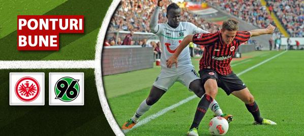Frankfurt vs Hannover – Bundesliga – Analiza si pronostic