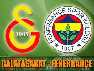Galatasaray-Fenerbahçe-Maçı
