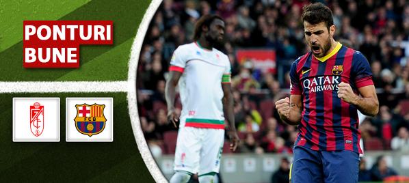 Granada vs Barcelona – Primera Division – Analiza si pronostic