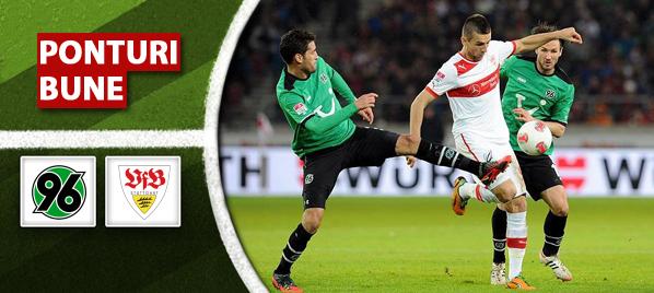 Hannover vs Stuttgart – Bundesliga – Analiza si pronostic