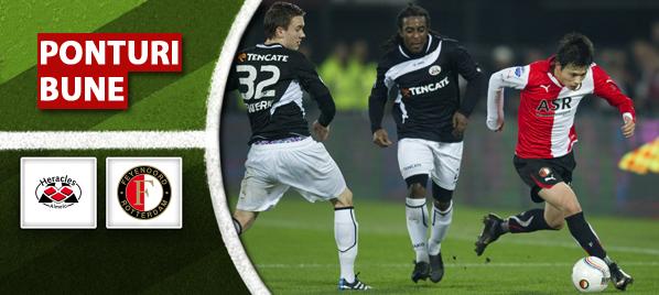 Heracles vs Feyenoord