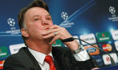 Van Gaal ar dori la Manchester United