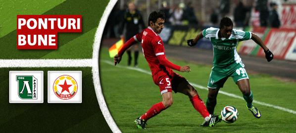 Ludogorets vs CSKA Sofia
