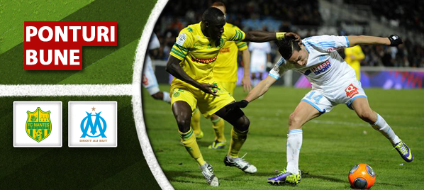 Nantes vs Marseille – Ligue 1 – Analiza si pronostic