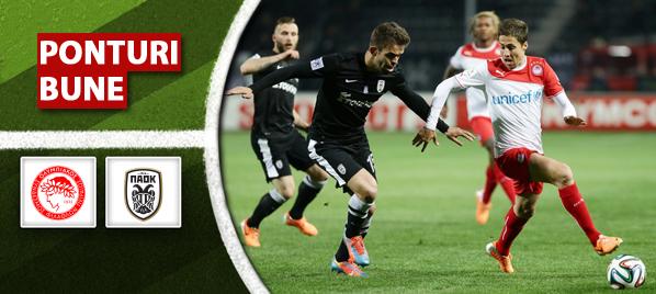 Olympiakos vs PAOK – Cupa Greciei – Analiza si pronostic