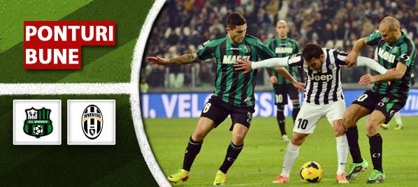Sassuolo vs Juventus – Serie A – Analiza si pronostic