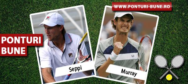 Seppi vs Murray