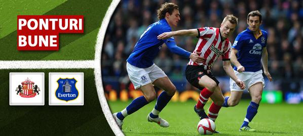 Sunderland vs Everton – Premier League – Analiza si pronostic