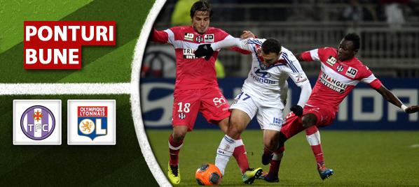 Toulouse vs Lyon – Ligue 1 – Analiza si pronostic