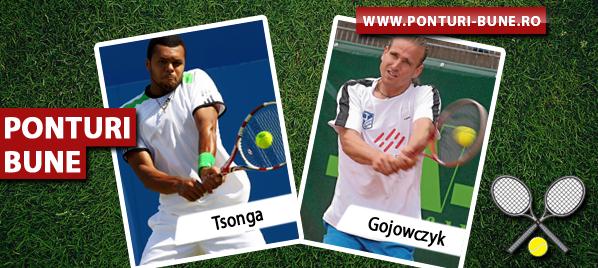Tsonga vs Gojowczyk – Cupa Davis – Analiza si pronostic