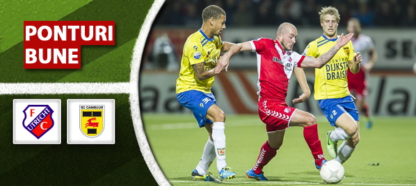 Utrecht vs Cambuur – Eredivisie – Analiza si pronostic