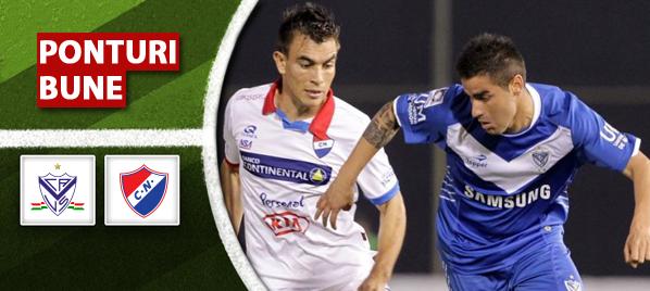 Velez Sarsfield vs Nacional Asuncion – Copa Libertadores – Analiza si pronostic