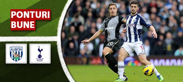 West Brom vs Tottenham – Premier League – Analiza si pronostic