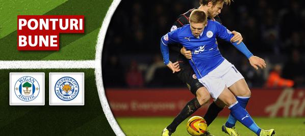 Wigan vs Leicester – Championship – Analiza si pronostic