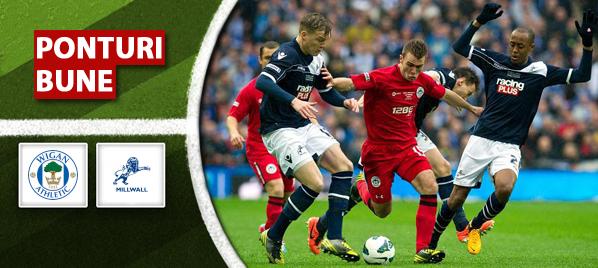 Wigan vs Millwall