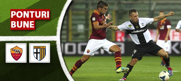 Roma vs Parma – Serie A – Analiza si pronostic
