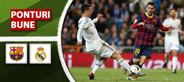 Barcelona vs Real Madrid – Cupa Regelui Spaniei – Analiza si pronostic