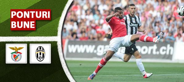 Benfica vs Juventus – Europa League – Analiza si pronostic