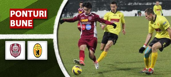 CFR Cluj vs Ceahlaul – Liga 1 – Analiza si pronostic