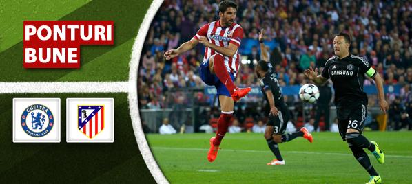 Chelsea Londra vs Atletico Madrid – Liga Campionilor – Analiza si pronostic