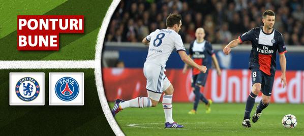 Chelsea vs PSG – Liga Campionilor – Analiza si pronostic