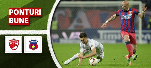Dinamo vs Steaua – Cupa Romaniei – Analiza si pronostic
