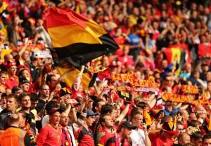 fans belgium