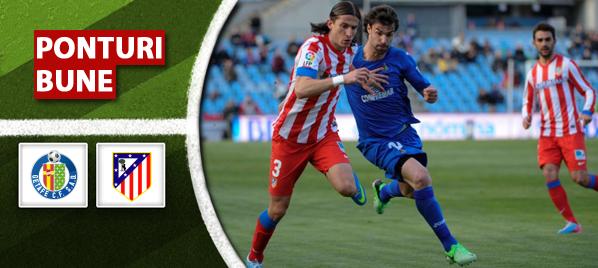 Getafe vs Atletico Madrid – Primera Division – Analiza si pronostic