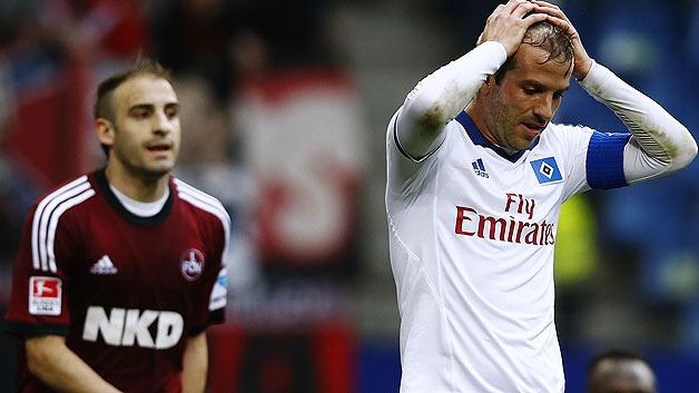 """Cruyff: """"Van der Vaart nu poate salva Hamburg"""""""